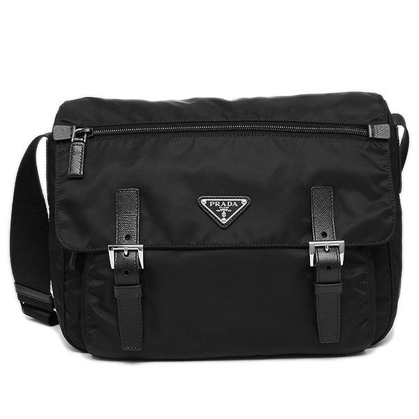 e8eb17acdaa0b Authentic Prada Tessuto Pattina sling bag