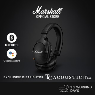 Marshall Monitor II A.N.C (Active Noise Cancelling) Wireless Headphones