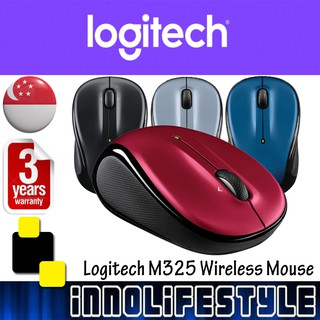 Logitech M325 Wireless Mouse with Unifying Receiver ☆3