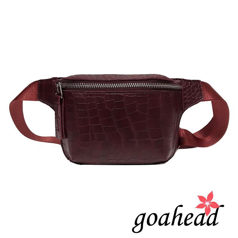 121 Cotton Waist Belt shoulder sport Travel Messenger Hip Fanny Wallet Bag Purse