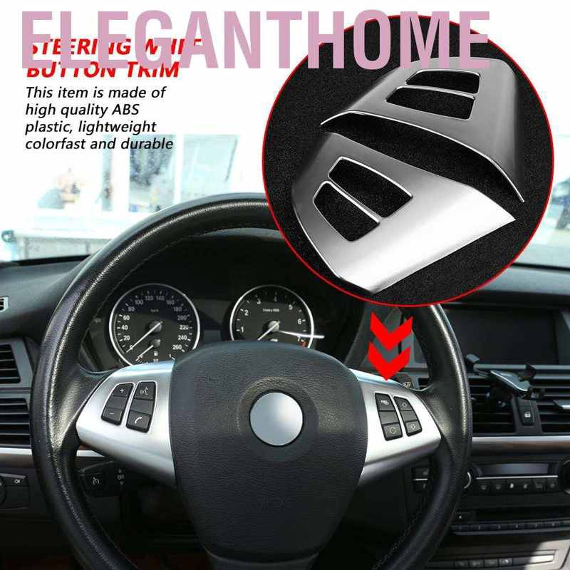 Aramox Car Center Console Trim ABS Plastic Center Console Dashboard Frame Cover Trim Fitment for BMW 4 3 Series GT F30 2013-2016