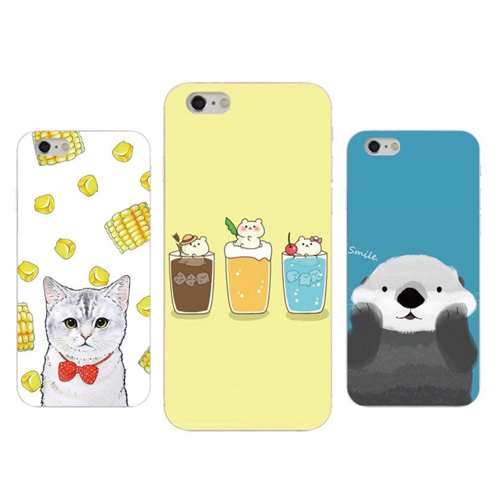 Cartoon Cute Bear OPPO R11 R11S R9 R9S / R9 Plus / R9s Plus Soft TPU Case