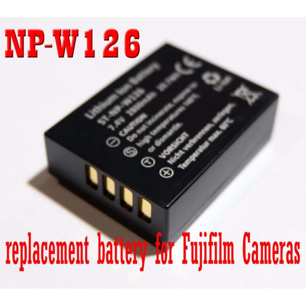 I Discovery Np W126 Battery St Npw126 Shopee Singapore Fuji