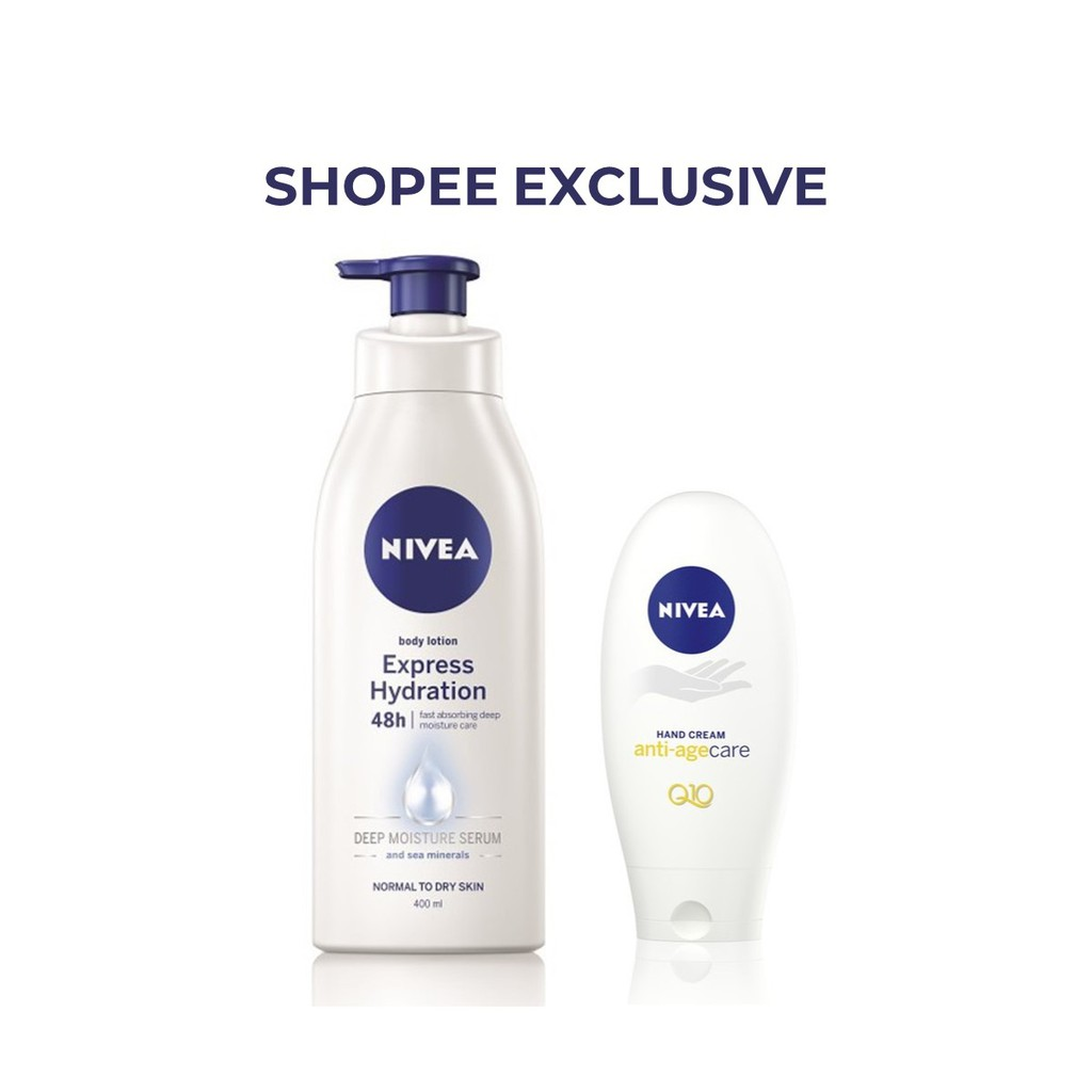 Nivea Sun Care Unisex Whitening Immediate Collagen Protect Spf 30 Lotion 125ml Shopee Singapore