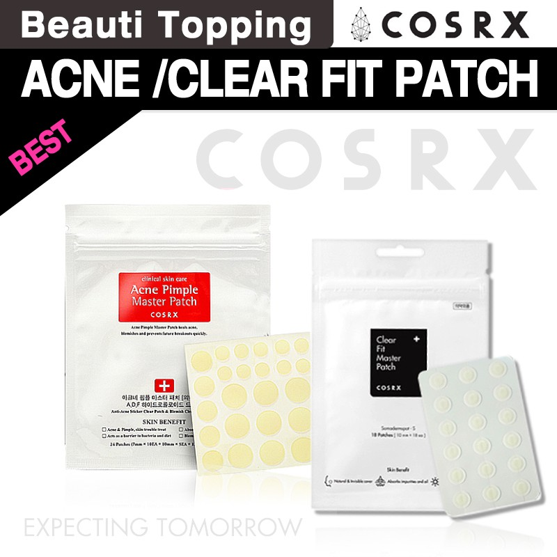 [COSRX]Acne Pimple Master Patch/ COSRX Clear Fit Master Patch-Beauti Topping