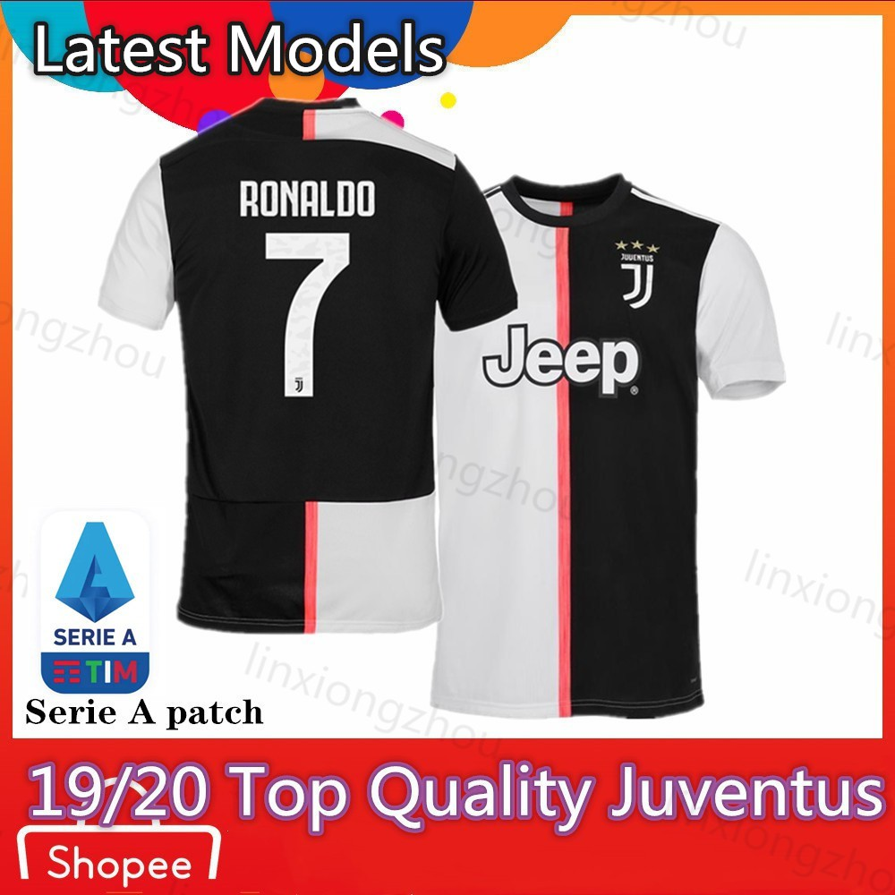 3313243c6 2019 Juventus Game Concept Version Soccer Jersey