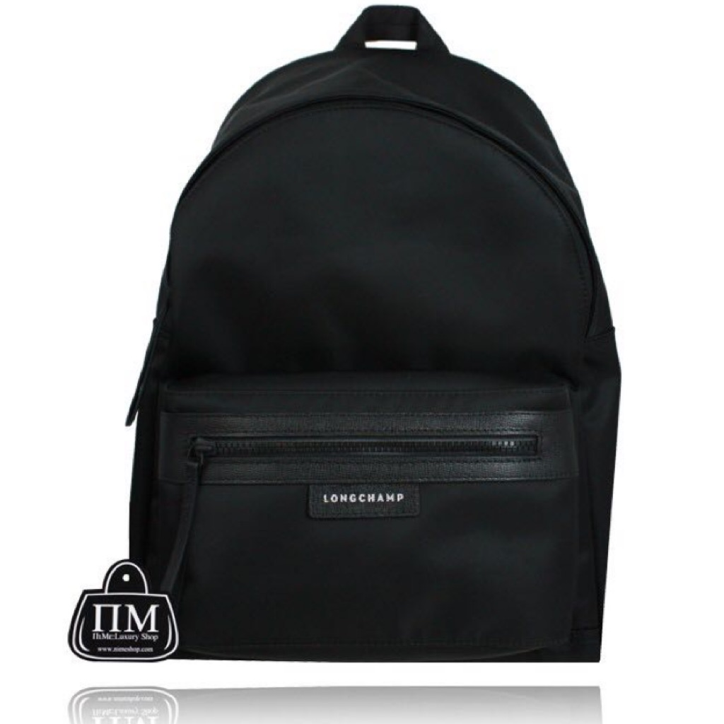 Longchamp 1699 Neo backpack black  a6f1cffd24f9f