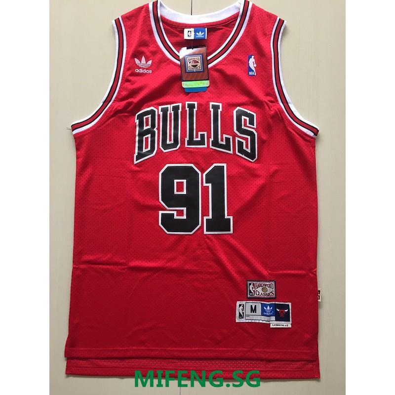 8c282cd1324 Nike Lauri Markkanen Chicago Bulls  24 Red Stitched NBA Jersey ...