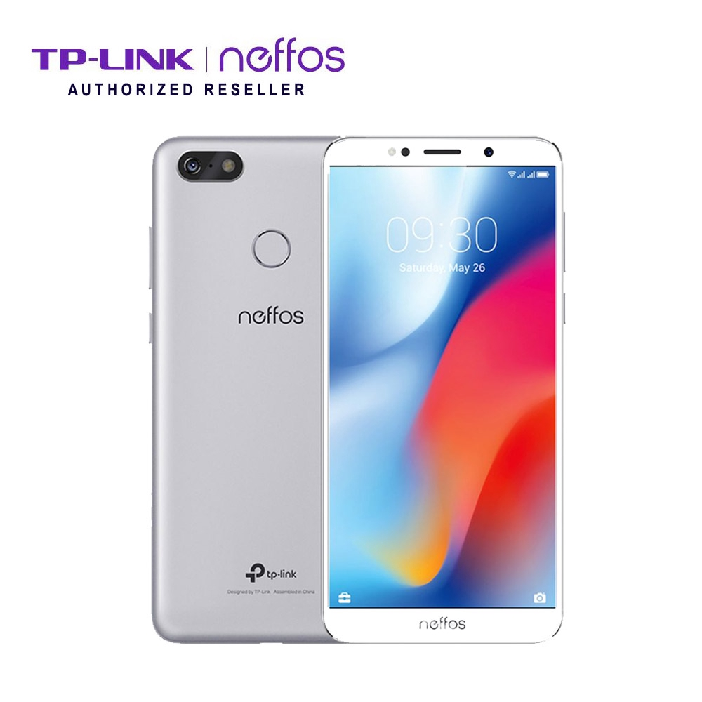 Neffos C9 16GB (Local set with 2 years warranty)