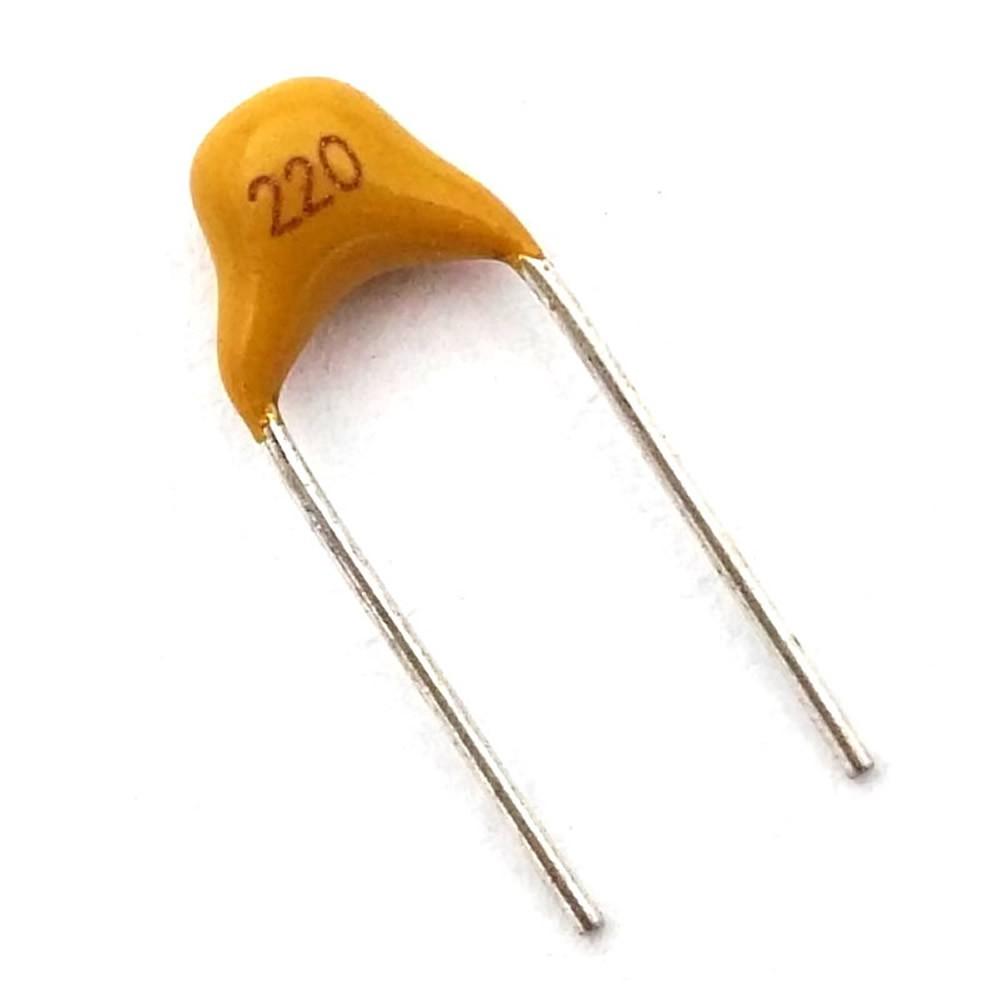 100pcs//bag Ceramic Disc Capacitors 50V 100nF 0.1uF 104pF   To