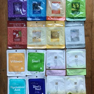 Korean Face Masks (MJ Care) | Shopee Singapore