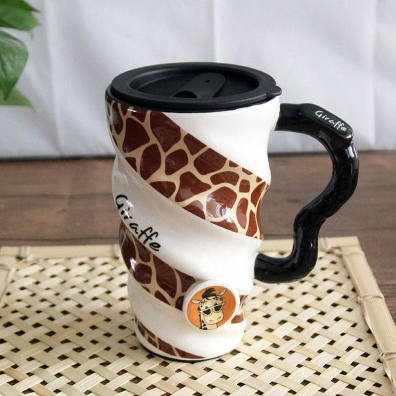 Creative Ceramic Coffee Mugs Tea Cups