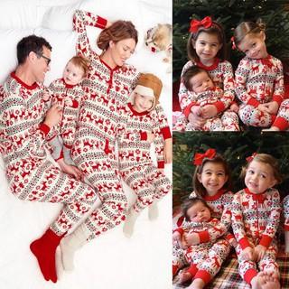 Christmas Family Pajamas Set.Christmas Family Pajamas Set Sleepwear Lounge Nightwear For Kids