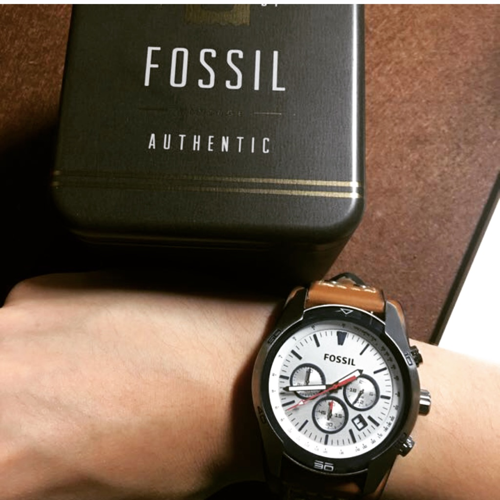 Fossil Es3713 Tailor Multifunction Rose Tone Stainless Steel Watch Jam Tangan Neutra Chronograph Fs5384 Shopee Singapore