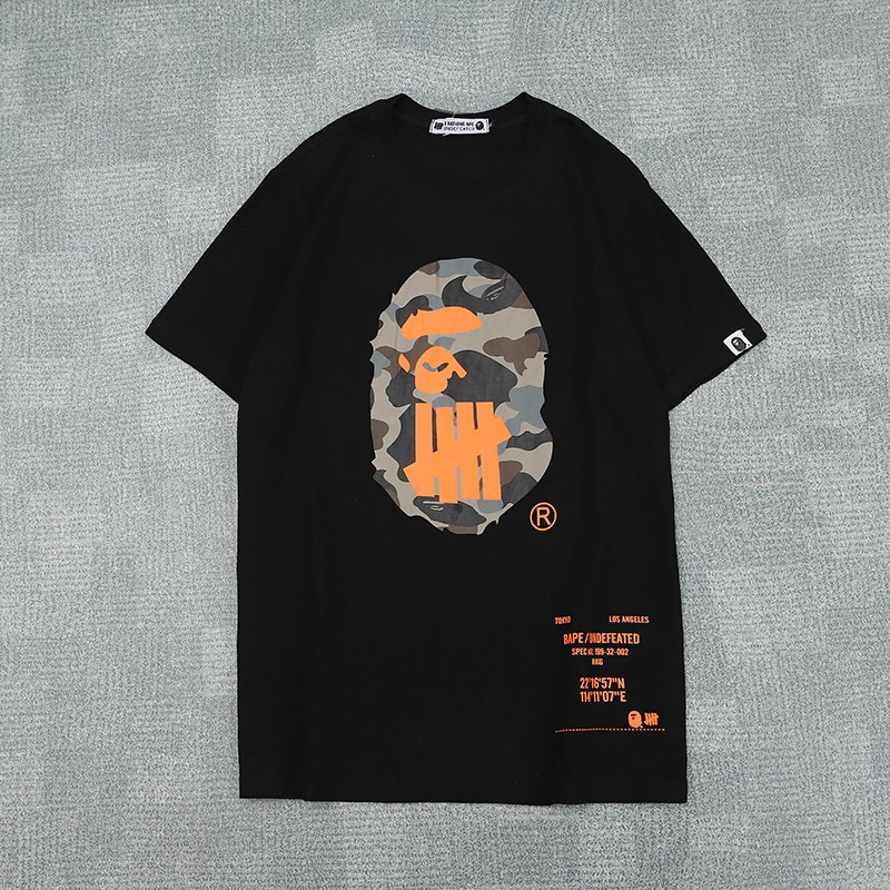 1670e29f0 BAPE Glitter College T-shirt [Directly from Japan!] | Shopee Singapore