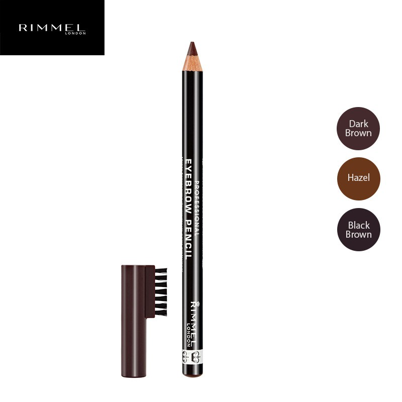 Rimmel London Professional Eyebrow Pencil Shopee Singapore