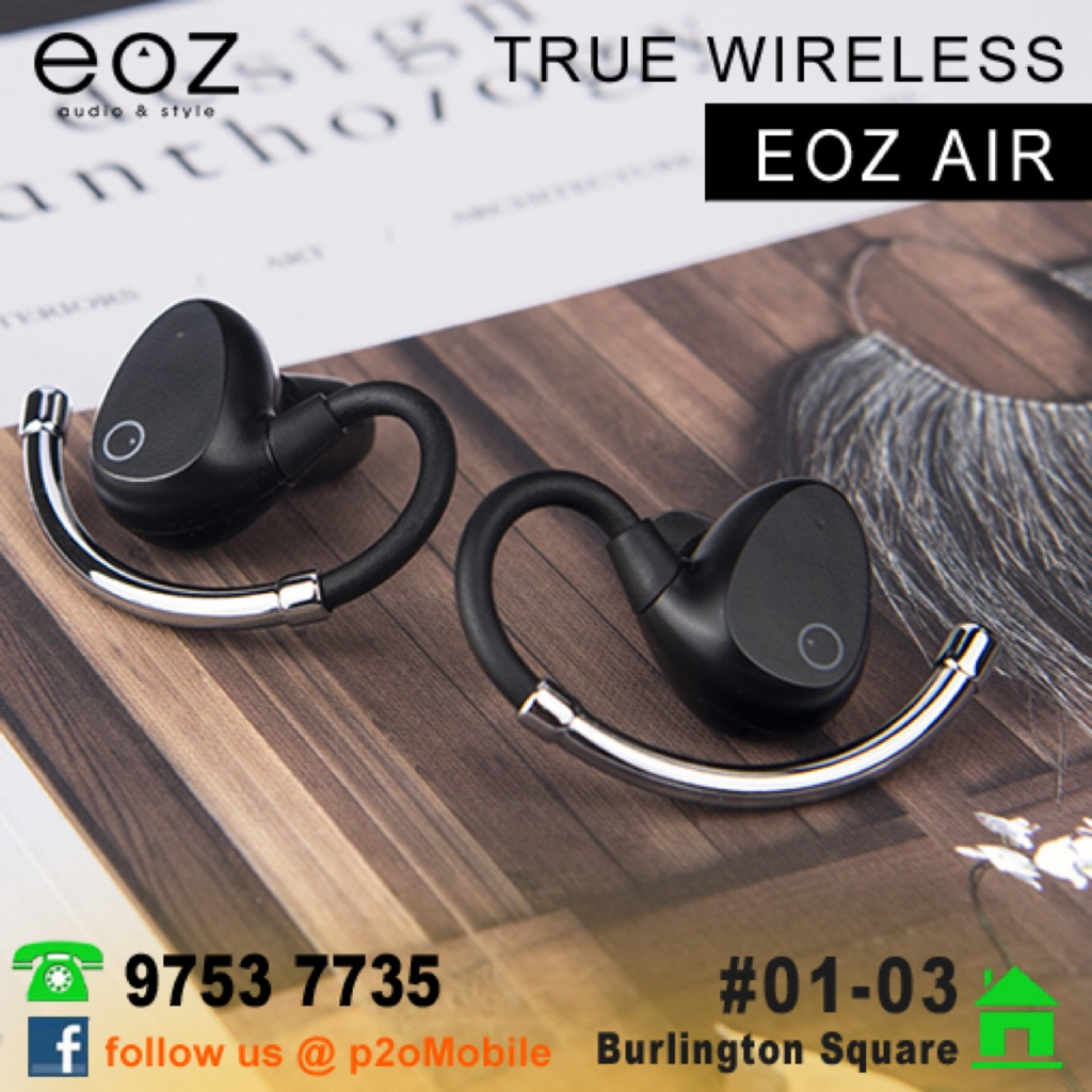 d115d4905aa EOZ Air True Wireless Earphone | Shopee Singapore
