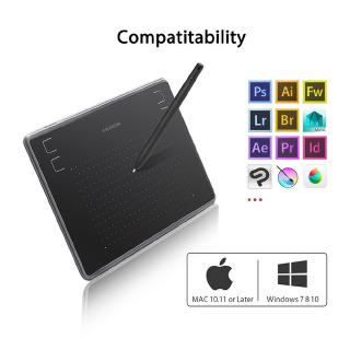 Coolplays HUION H430P Digital Tablets OSU Game Tablet