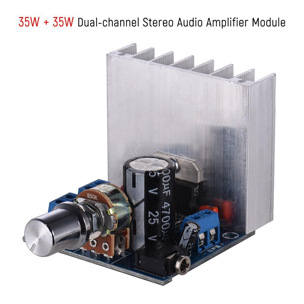 Tda7492 Dual Channel 50w*2 High Power Digital Power Amplifier Board High Quality Power Amplifier Preamplifier Board Aromatic Flavor Video Games