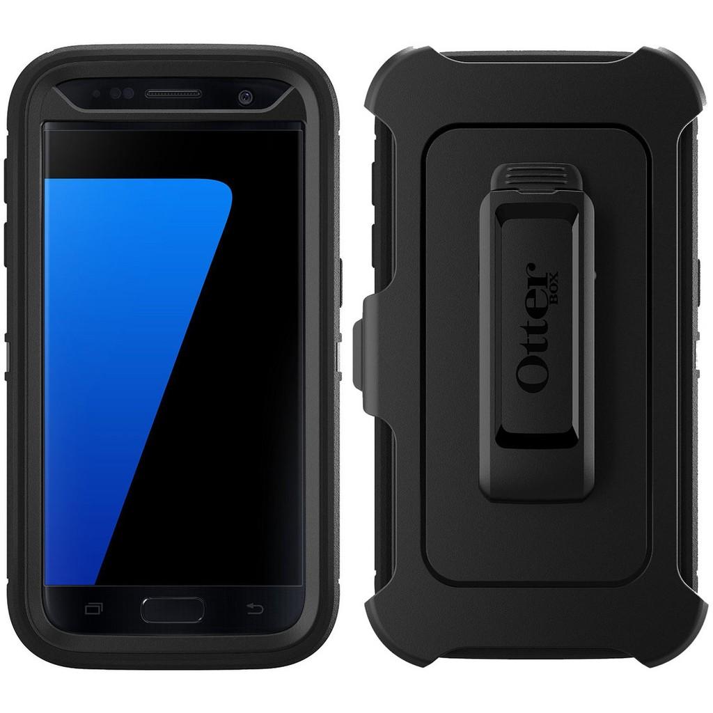 Otterbox Defender Samsung Galaxy S7 Edge Edge hard soft case commuter | Shopee Singapore