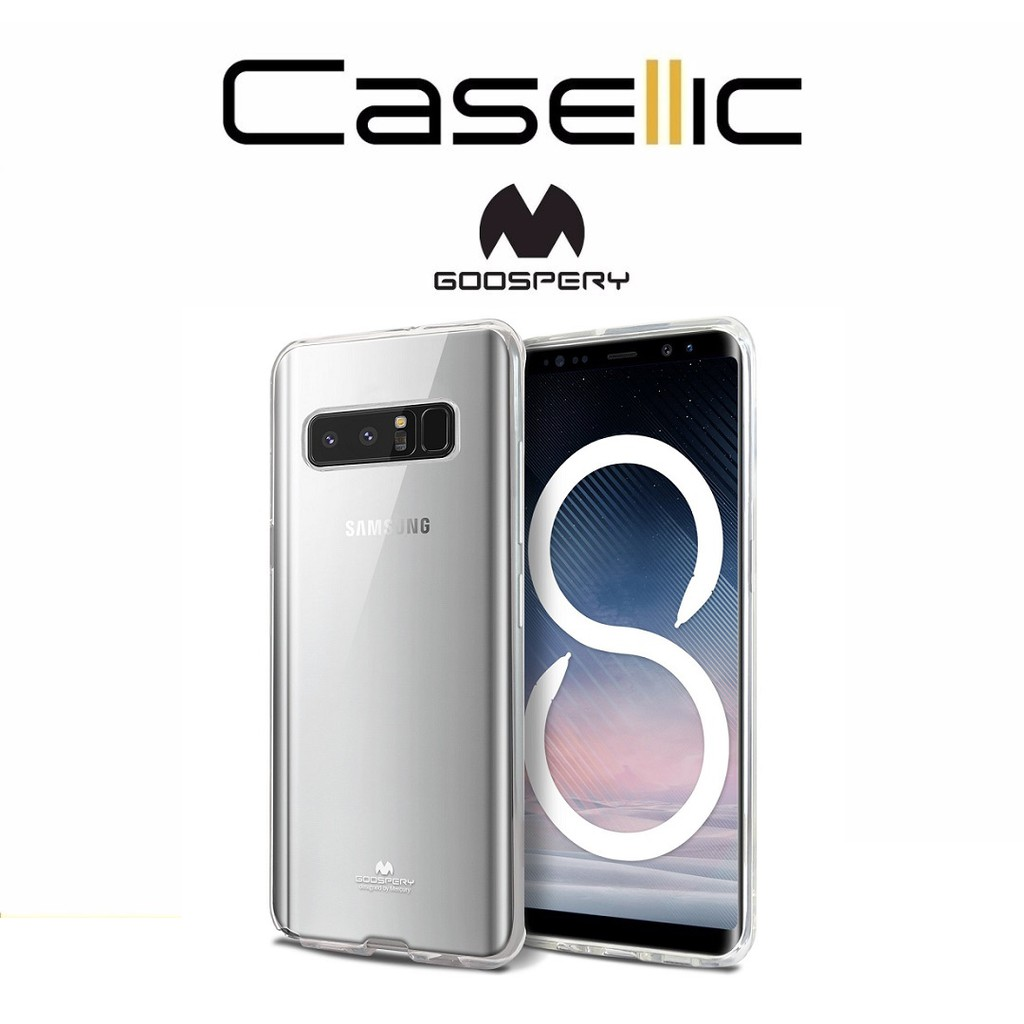 Mercury Goospery Pearl Jelly Case For Samsung S9 Plus Shopee Iphone X Hybrid Dream Bumper Red Singapore