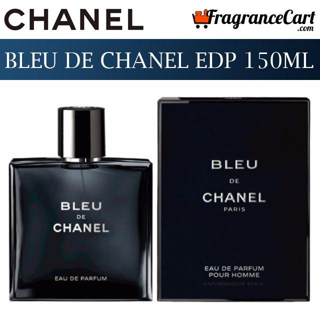 bc31abeed26ad CHANEL BLEU DE CHANEL EDP FOR MEN (50ml 100ml 150ml Tester) Eau de Parfum  Blue