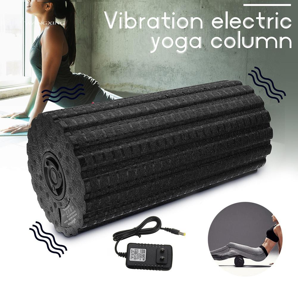 3 In1 Set Epp Hollow Yoga Column Foam Roller Blocks Massage Yoga Ball Gym Pilates Yoga Exercise Fitness Equipment With Bag Other