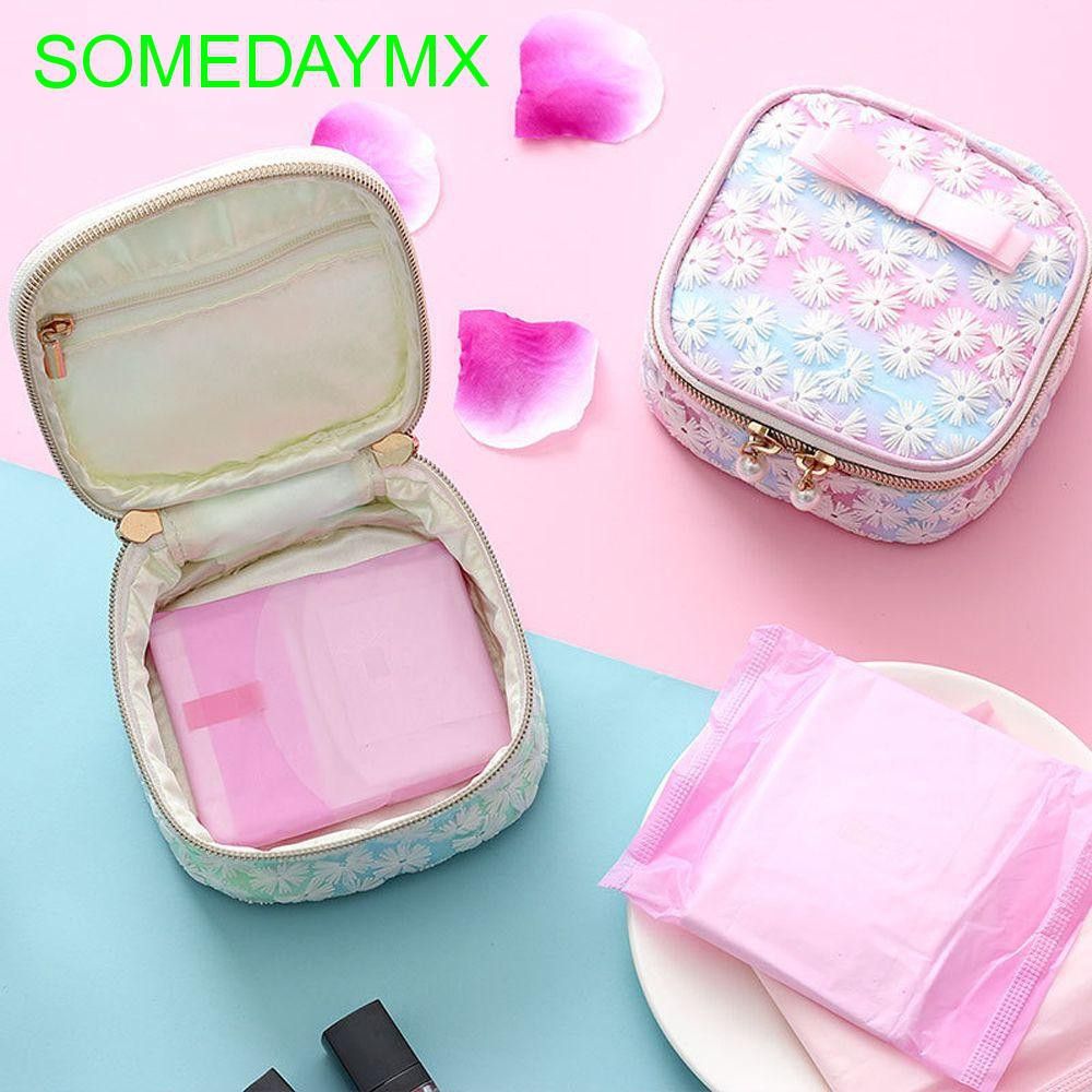 Jewelry Coin Pouch Purse Toiletry Bag