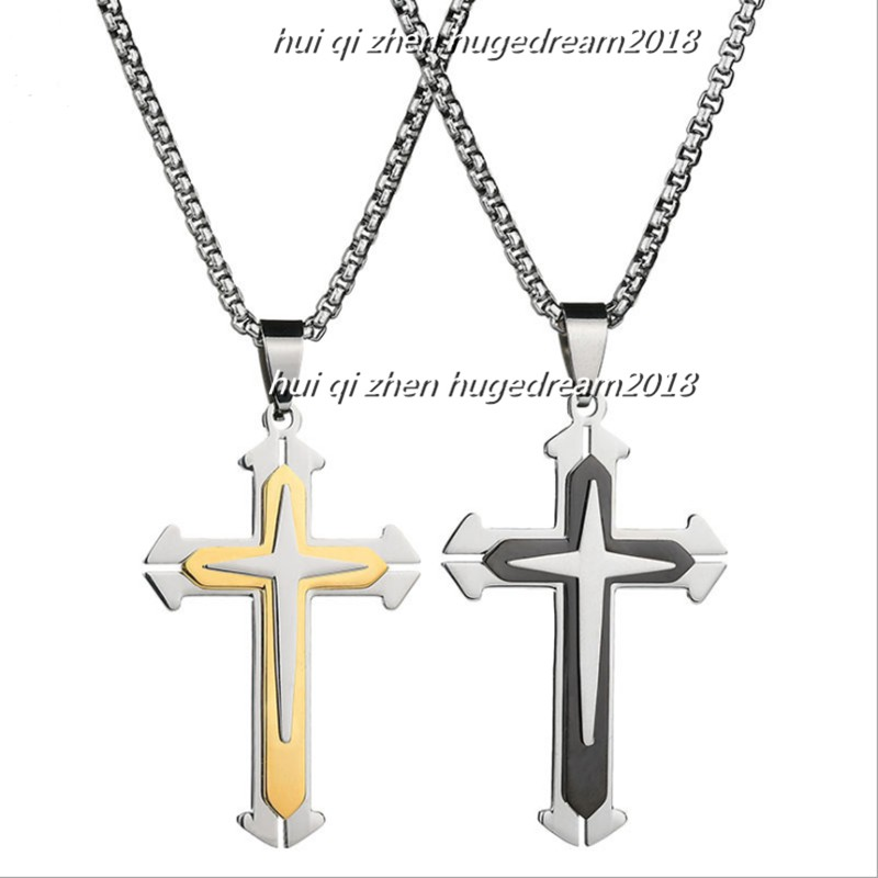 f8f2f81dae2aa cross engraved pendant necklace Valentine's Day gifts Christmas gift  customized