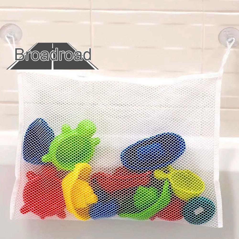 BABY BATH TOY BAG BATHTIME PLAY SET STORAGE//TIDY CHILDS ACTIVITIES BATHROOM FUN