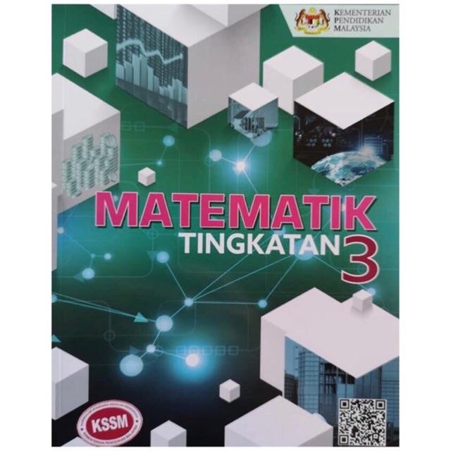 Dbp Buku Teks Matematik Tingkatan 3 Shopee Singapore