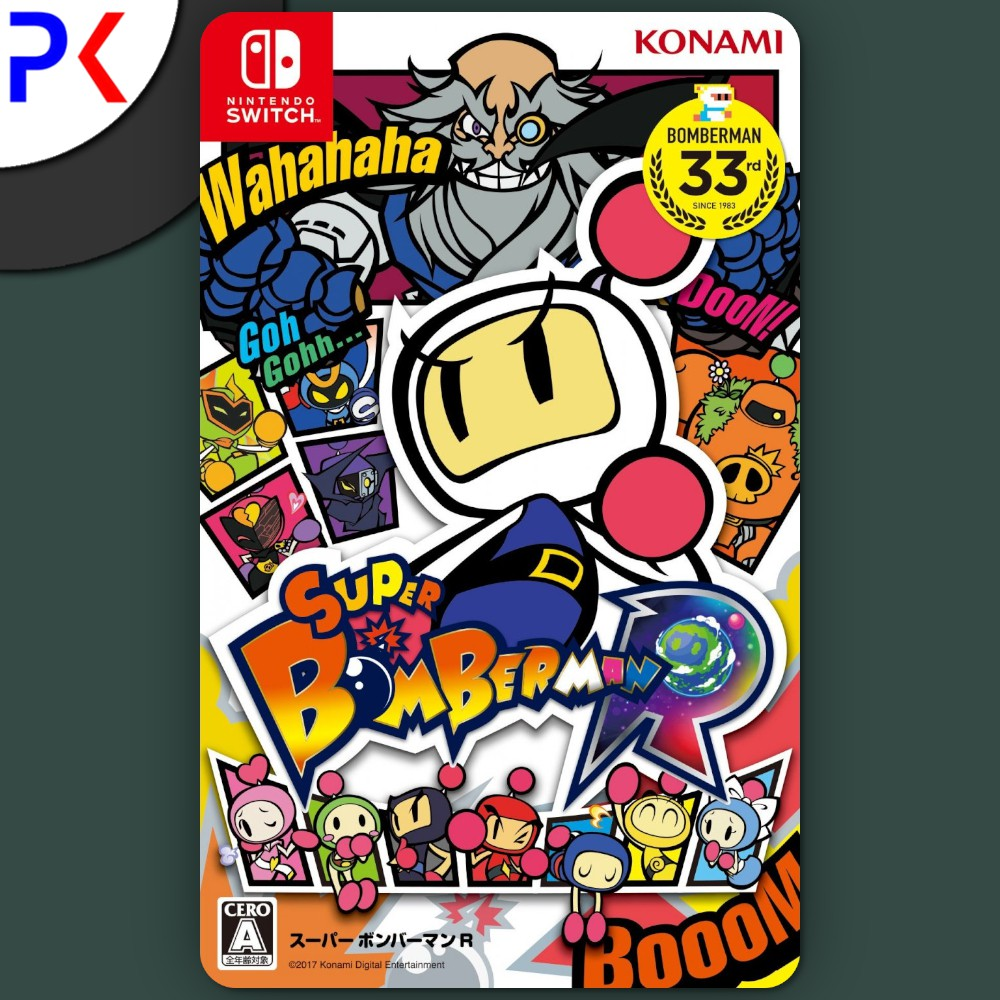 Switch Games Lot Of 3 No Box Sale Super Heroes 2 Poi Bomberman
