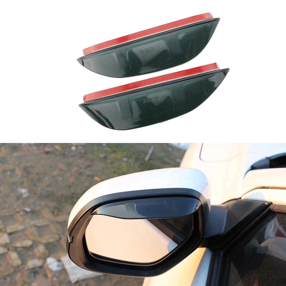For Honda HR-V HRV Vezel 15-17 Chrome ABS Car Rearview Side Mirror Cover Trim