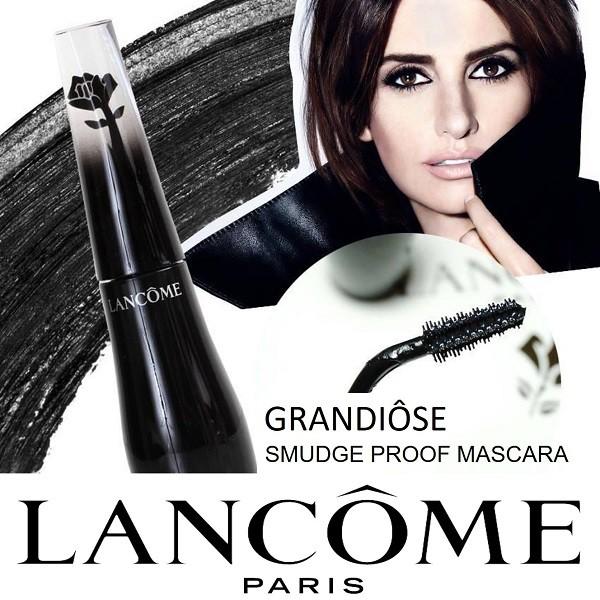 b1e99219ed5 LANCOME GrandiOse Smudgeproof Wide-Angle Fan Effect Mascara 01 Noir  Mirifique | Shopee Singapore
