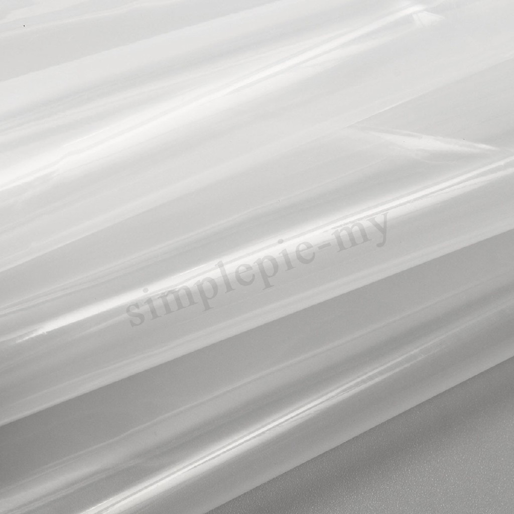 2m//6.5ft White Fish Pond Liner Garden Pool HDPE Membrane