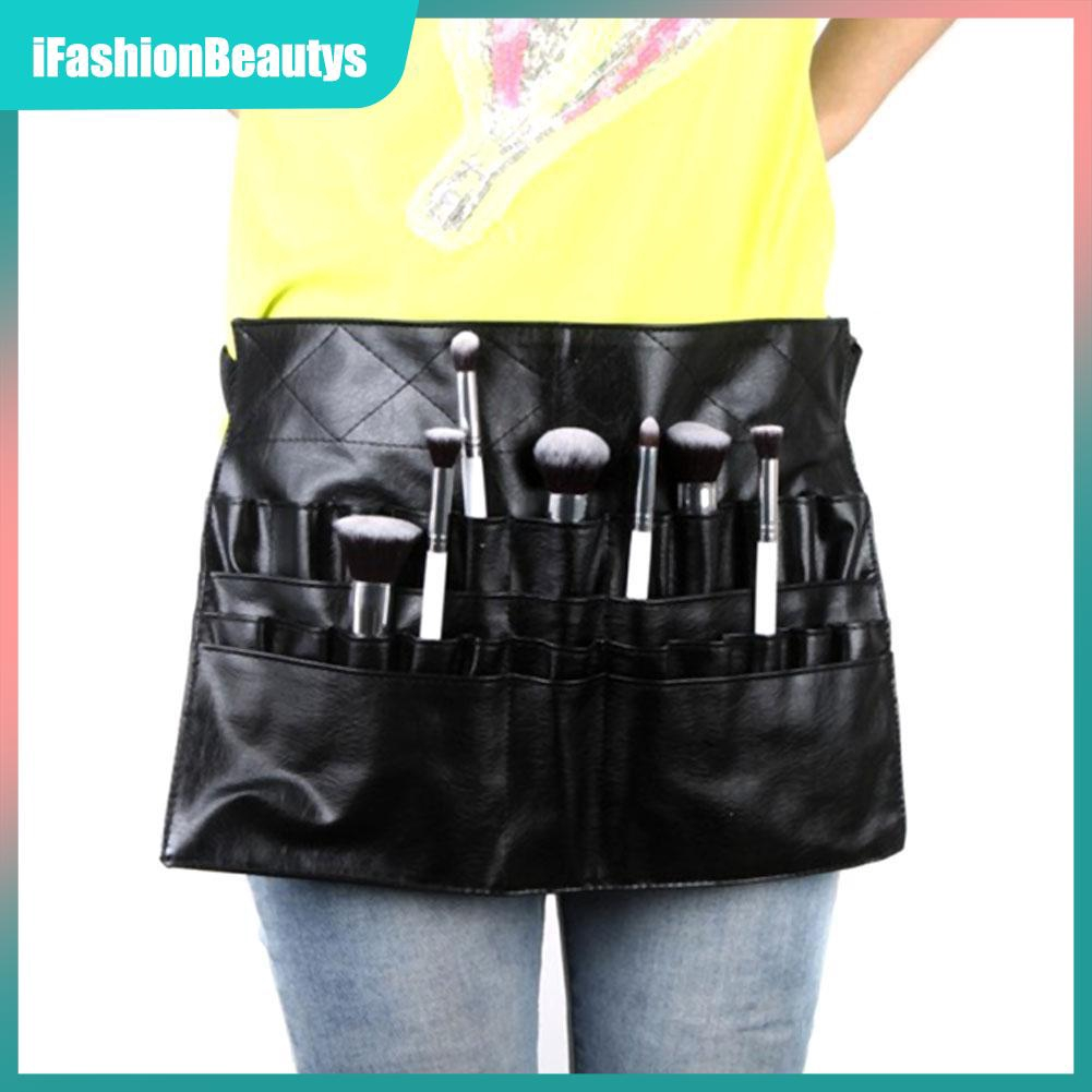 Makeup Brush Bag A Belt