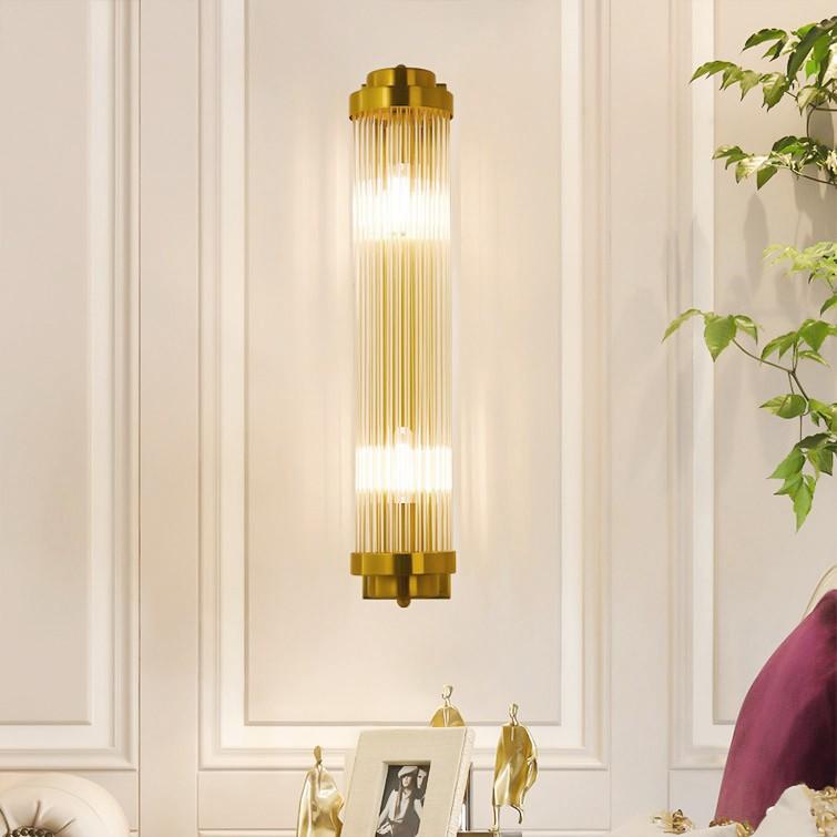 Modern Living Room Wall Lamp Bedroom Bedside Lamp Light Luxury