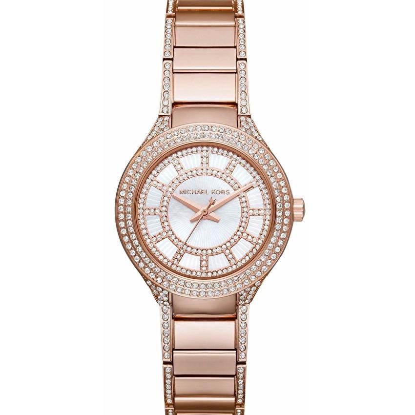 3b15799621e0 Original MK Michael Kors Darci Crystal Pave Dial Ladies Watch MK3439 ...