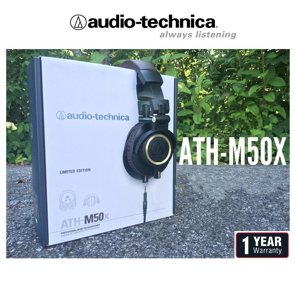 Audio Technica Ath Sr5 On Ear Headphone Shopee Singapore S200bt S200 Bt Black