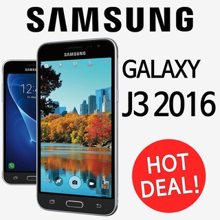 Samsung Galaxy J3 2016 SM-J320NO Refurbish Export Set GSM