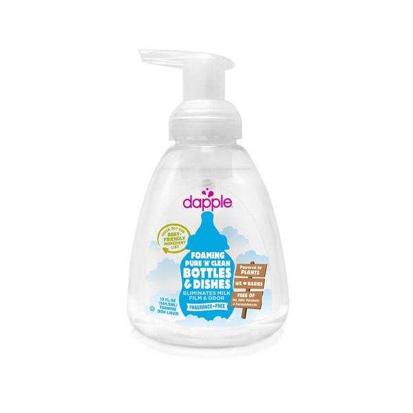 Dapple - 13oz Foaming Baby Bottle & Dish Liquid (F