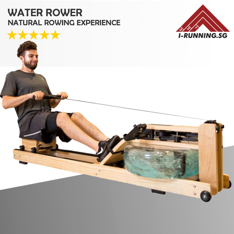 Water Rowing Machine Premium ☆ Water Rower ☆ Foldable ☆ Adjustable  Resistance ☆ Home Gym Exercise ☆ Fitness Workout   Shopee Singapore