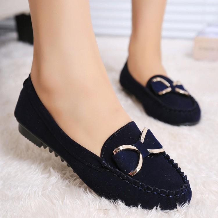 Ready Stock Ladies Formal Shoes Summer Flat Shoes Women Flats Women S Shoes Office Shoe Shopee Singapore