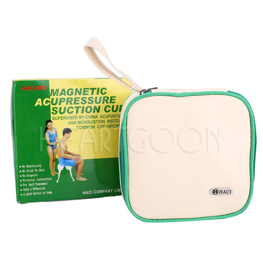 Body Therapy Chinese 18x Haci Magnetic Acupressure Suction