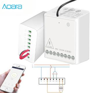 XIaomi Aqara 2-way Module Control Double Channels AC Motor