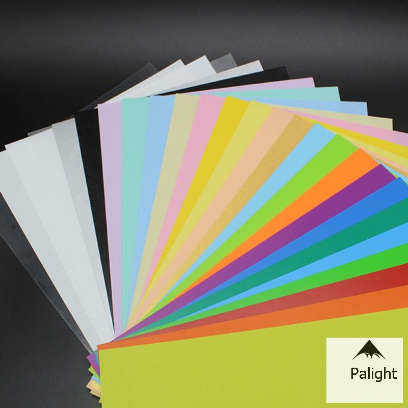 10pcs Colorful Heat Shrink Paper Sheets for DIY Hanging Decoration Crafts