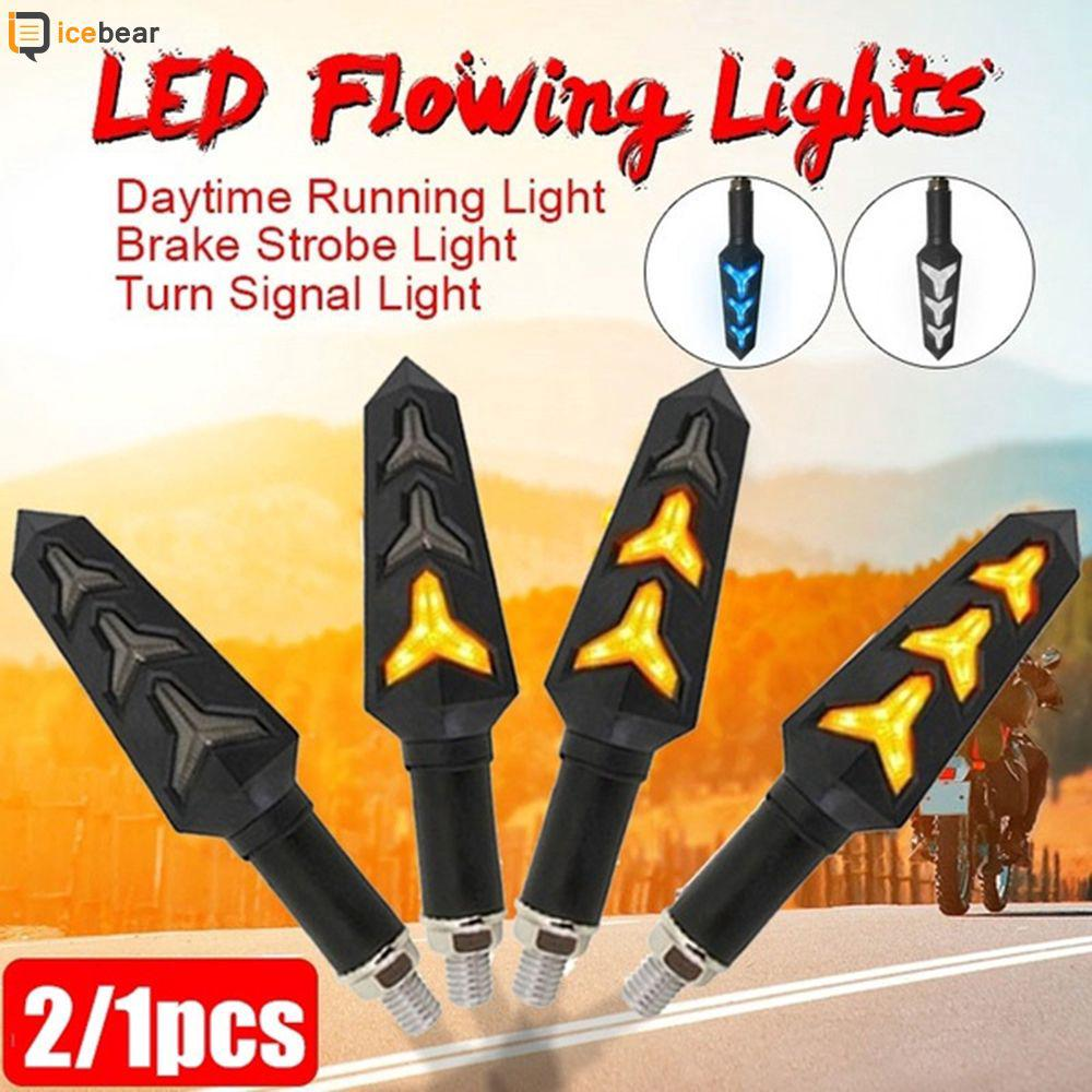 Bicycle Waterproof LED Taillights Outdoor Night Ride Safety