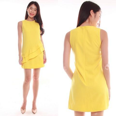 3edfe2881ce Telice Ruffled Dress