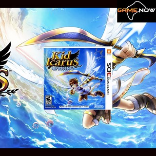 Kid Icarus: Uprising (3DS) | Shopee Singapore