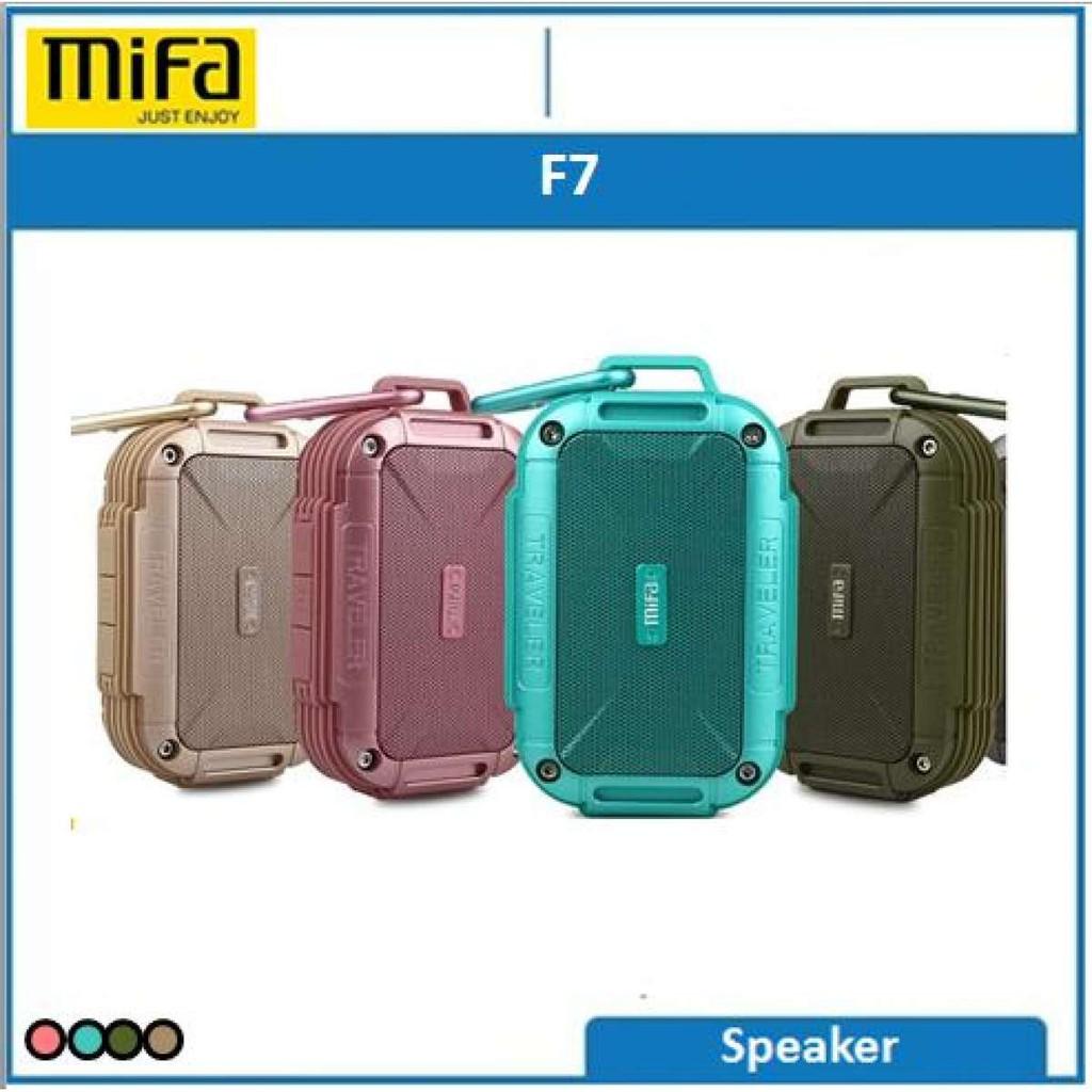Xiaomi Mifa F7 Bluetooth 40 Speaker Shopee Singapore Mini